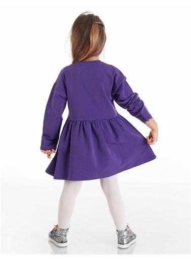 Mushi Abracadabra Kız Elbise Mor